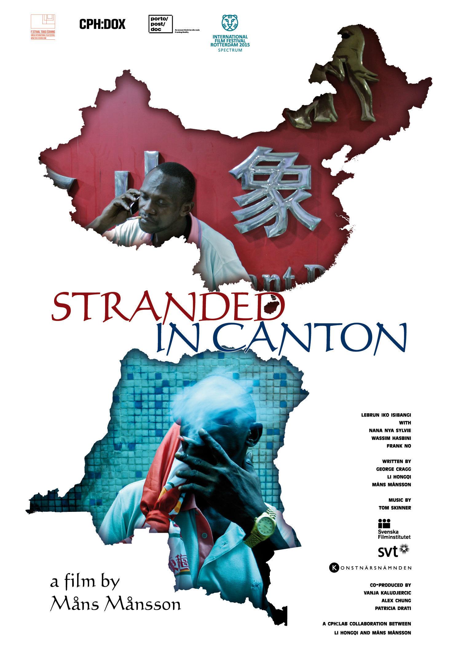 Stranded in Canton Poster