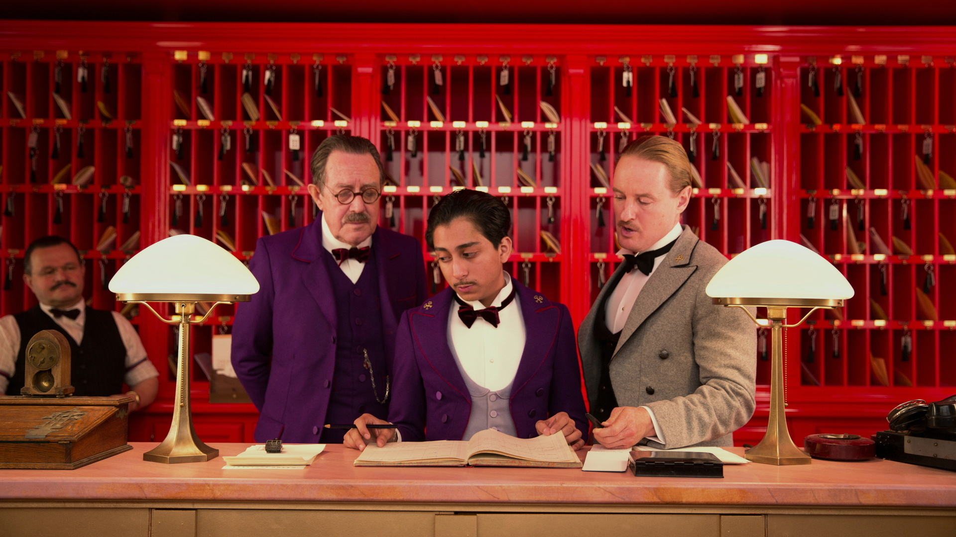 The Grand Budapest Hotel Wide